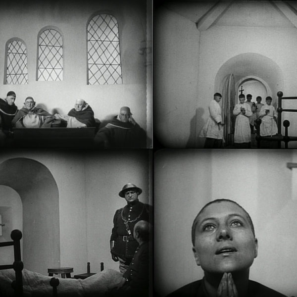 Influence on You Die First - The Passion of Joan of Arc